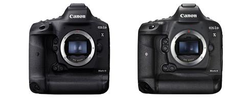 Canon Eos 1dx Mark Iii Vs Ii
