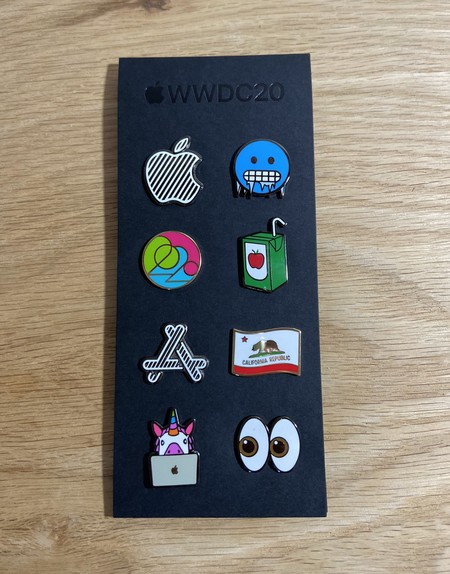 Wwdc20 Pins