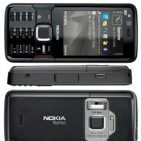 Nokia N82 en negro en Europa