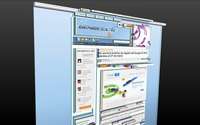 Firefox 11: Inspector DOM 3D awesome!