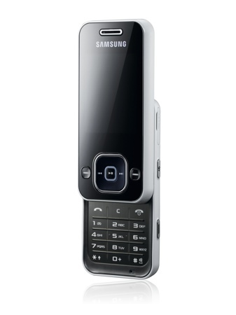 Samsung F250, móvil musical