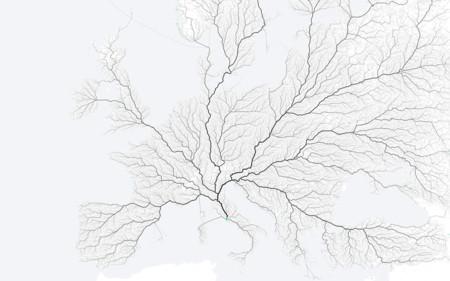 ¿Todos los caminos llevan a Roma? Al parecer, sí