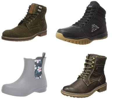 Chollos en tallas sueltas de botas Tom Tailor, Kappa, Bugatti o Crocs por menos de 40 euros en Amazon