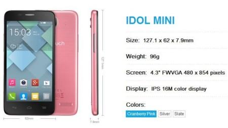 Idol mini