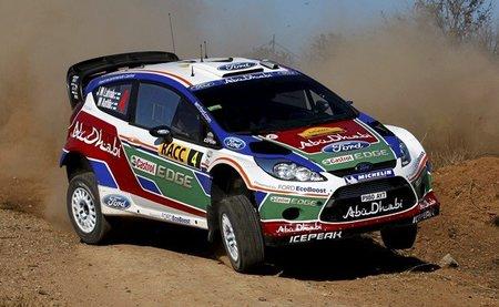 Rally de Catalunya 2011: Petter Solberg el más rápido del shakedown