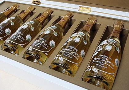 Pernod Ricard vende el champán más caro del mundo