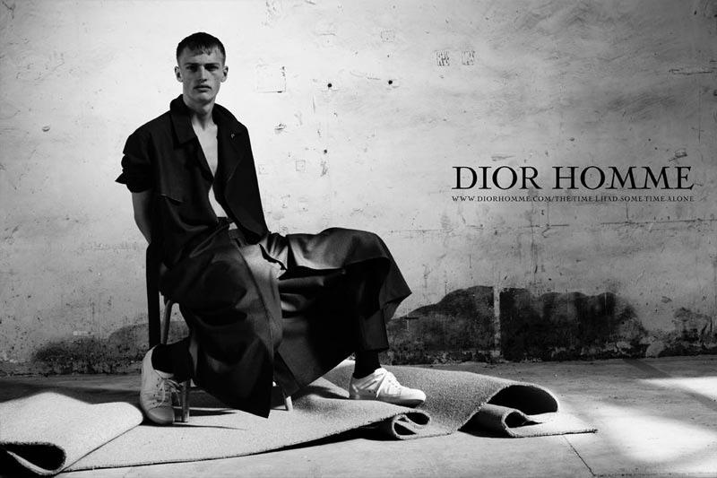 Foto de Aires minimalistas en la nueva campaña de Dior Homme (3/4)