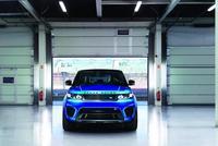 Land Rover presenta su nuevo Range Rover Sport SVR