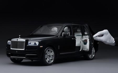 Juguetes premium: la maqueta de un Rolls-Royce Cullinan que cuesta más que un SEAT León
