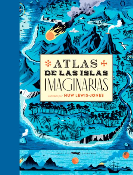 Atlas islas imaginarias