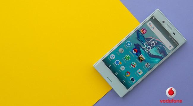 Precios Sony Xperia X Compact con Vodafone