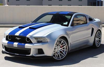 El Ford Mustang de 'Need For Speed', subastado por 300.000 dólares