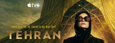 'Teherán': Apple TV+ estrena un vibrante thriller de espionaje que se sumerge en el complejo conflicto irano-israelí