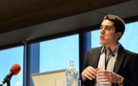"""""""El futuro de la SocialTV es apasionante"""" Carlos Sánchez, cofundador de The Data Republic (Tuitele)"""