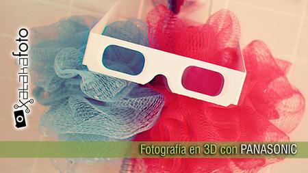 Fotografía en 3D con Panasonic