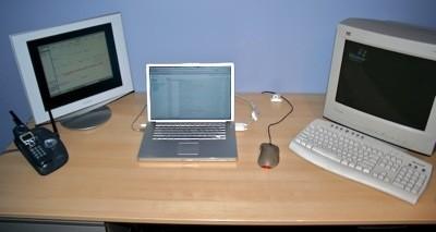 Nuestro escritorio sin cables