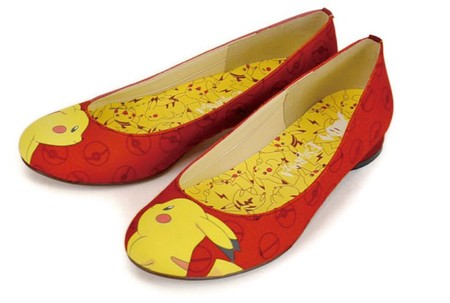 Zapatos Pikachu 3