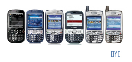 Palm dice adios a Windows Mobile