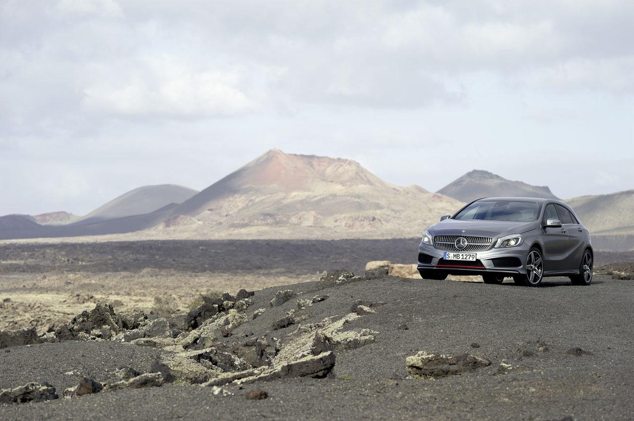 Foto de Mercedes-Benz Clase A 2012 (40/67)