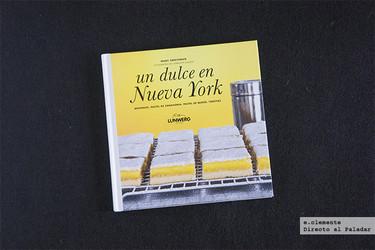 Un dulce en Nueva York. Libro de recetas
