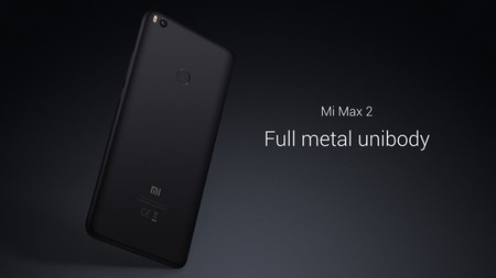 Código de descuento: por 181,99 euros puedes llevarte la versión global del Mi Max 2 de Xiaomi
