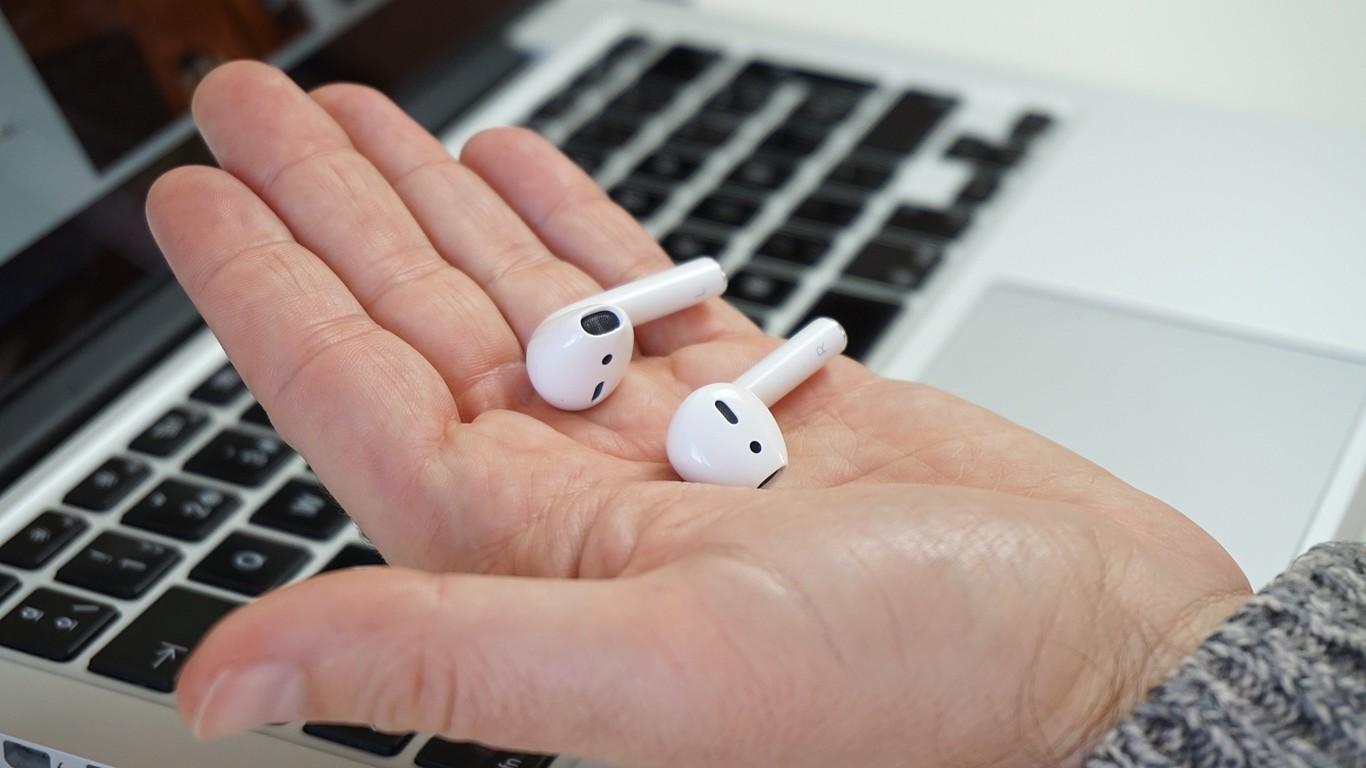 1 par funda de punta de auriculares de AirPods | Mode de