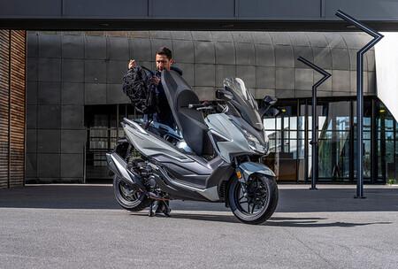 Honda Forza 350 2021 Precio 1