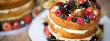 Siete tartas ligeras ideales para rematar las cenas de Navidad sin dejar de disfrutar