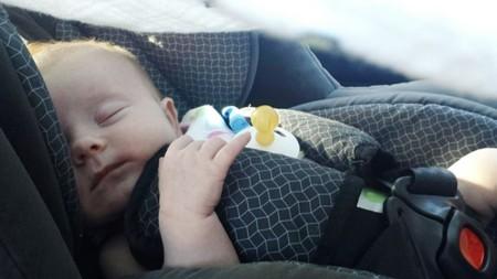 Viajar Recien Nacido Solo Conduciendo
