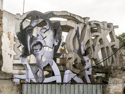 El fotógrafo Juan Carlos Toro inunda la ciudad de Jerez con foto-murales flamencos