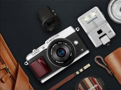 Olympus E-P5, diseño vintage con la última tecnología