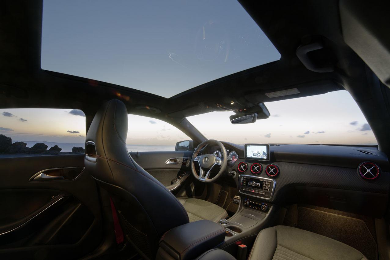 Foto de Mercedes-Benz Clase A 2012 (48/67)