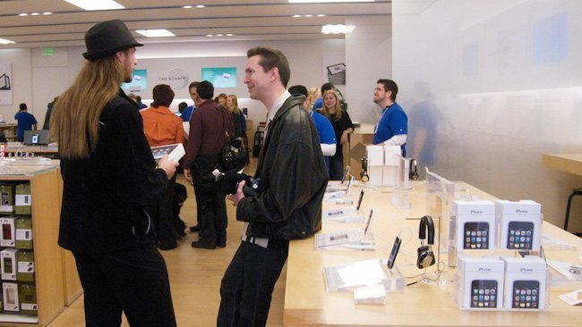 Apple Scott Forstall