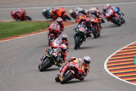 Marquez Alemania Motogp 2021