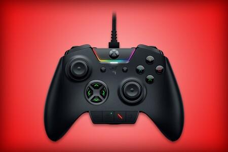 Control Razer Wolverine Ultimate para Xbox y PC de oferta a mitad de precio: con luz RGB, botones intercambiables y seis gatillos extra