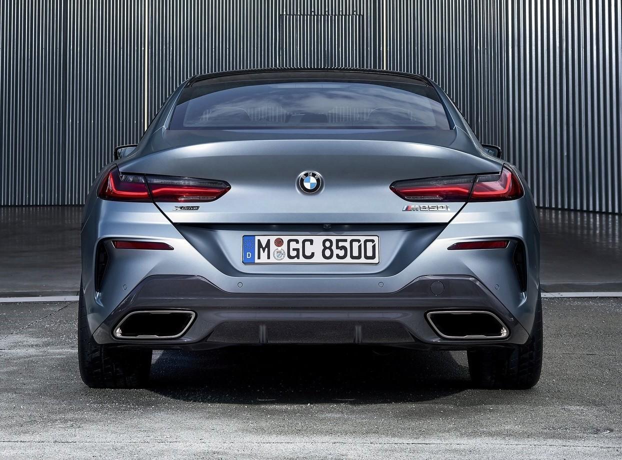 Foto de BMW Serie 8 gran coupé 2020 (8/17)