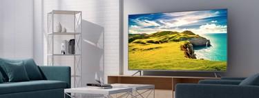 Gran diagonal y bajo precio: Nueve smart TV 4K baratas y modernas de 65 pulgadas o más
