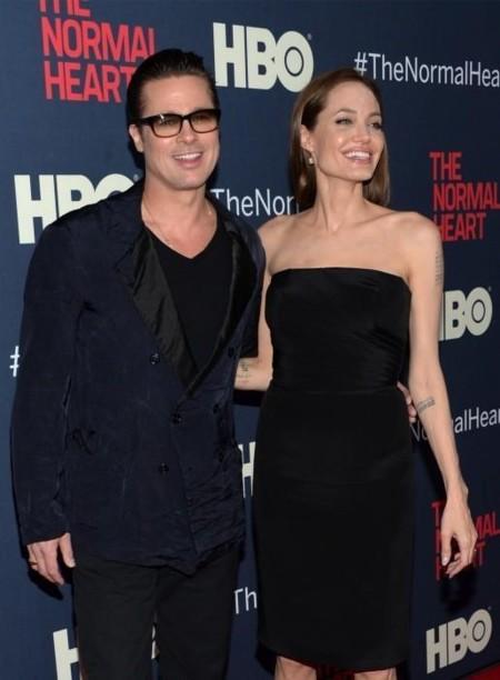 Brad Pitt y Angelina se compran una casa en Mallorca para darle al veraneo español