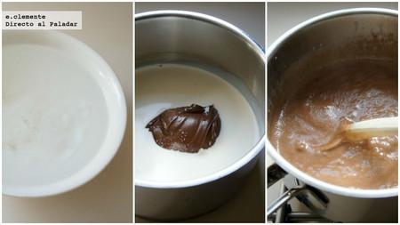 Pannacota Nutella