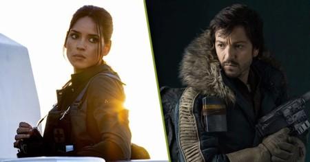 'Star Wars': Adria Arjona se une a la serie sobre 'Rogue One' de Disney+ con Diego Luna