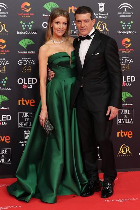 Premios Goya 2020 Antonio Banderas 1