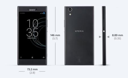 Sony Xperia R 4