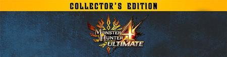 Monster Hunter 4 Ultimate tendrá edición de colección