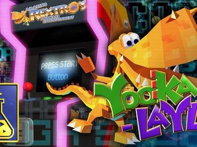 Yooka-Laylee retoma los clásicos party games de Nintendo 64 con su disparatado multijugador local