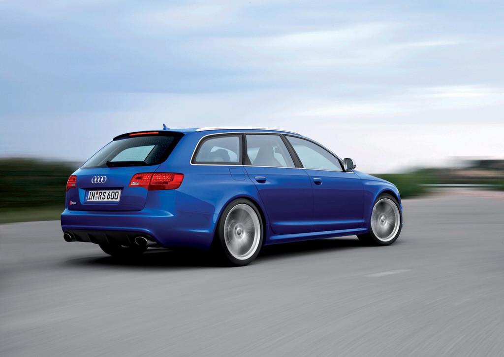 Foto de Audi RS6 Avant (8/22)