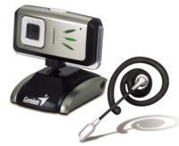 Webcam Slim 1322AF de Genius con autoenfoque