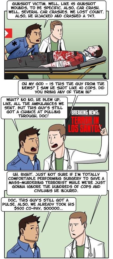 Los Santos Hospital