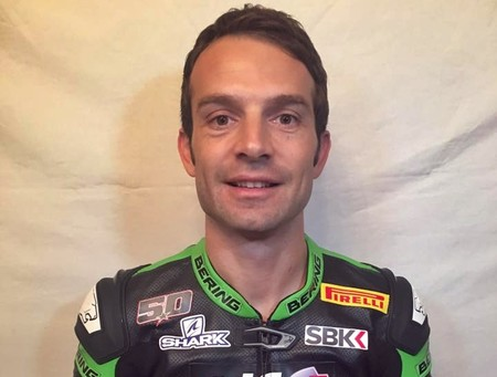Sylvain Guintoli Sbk Espana 2017 1