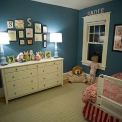 Foto 2 de 5 de la galería un-dormitorio-infantil-muy-femenino en Decoesfera