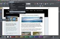 MAGIX Web Designer, edición visual de páginas Web